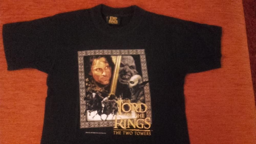 Tricou original Lord of the Rings