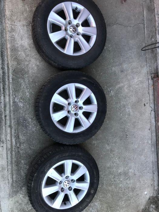 3 Jante aliaj pe 16 pentru VW Multivan