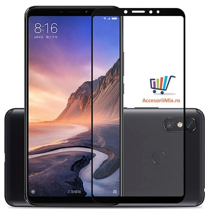 Folie FULL Xiaomi Redmi 4/x/Note,5a,Pro,Mi5/c/s/x/Plus,Mi6,Mi8,MIX,MAX