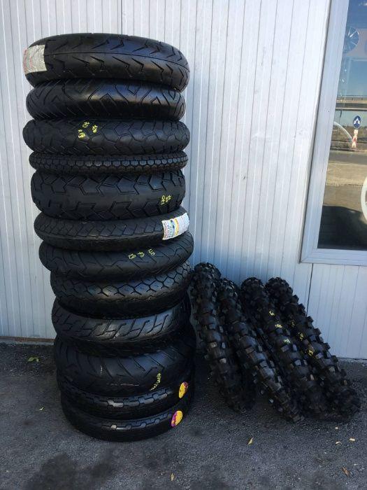 Мото гуми Нови и Втора употреба