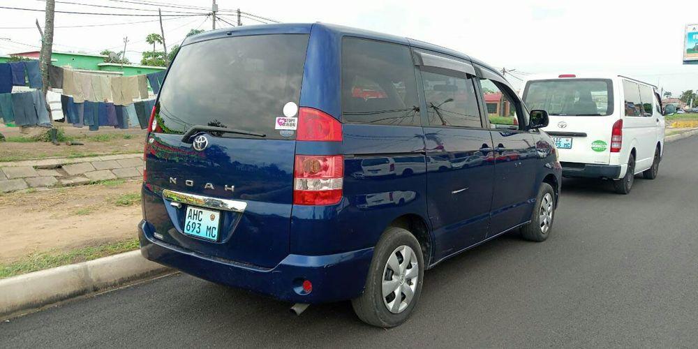 Toyota noah Bairro Central - imagem 8