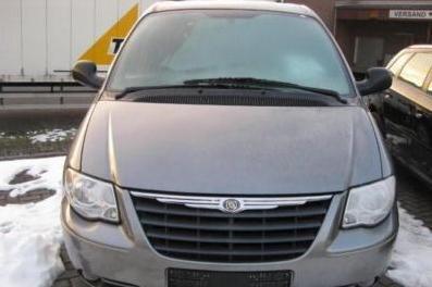 Chrysler Voyager 2.8CRD/2.5CRD на части 2008