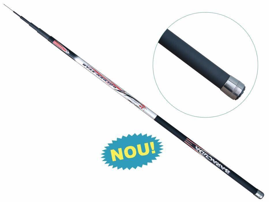 Vând Undita fibra de carbon Baracuda Golden Star 5005
