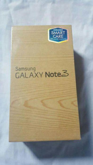 Samsung Galaxy Note3 32GB super novo celado na caixa com todos acessor