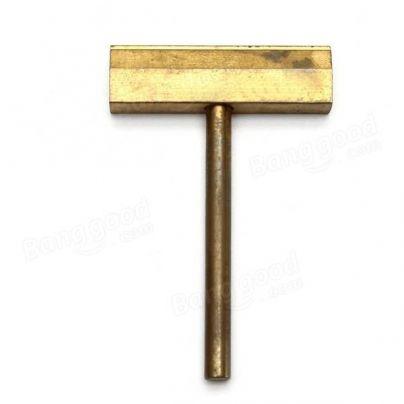 инструмент за поялник за острие 100мм за отстраняване на oca