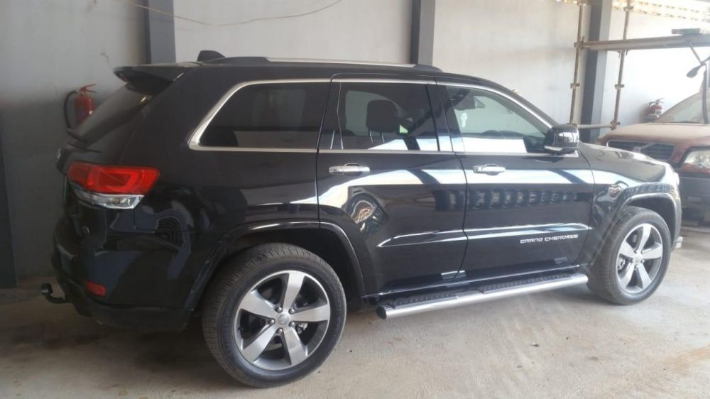 Jeep | Grand Cherokee | 2017 | Automático | Diesel | 3.0cc | 4×4 Bairro Central - imagem 1