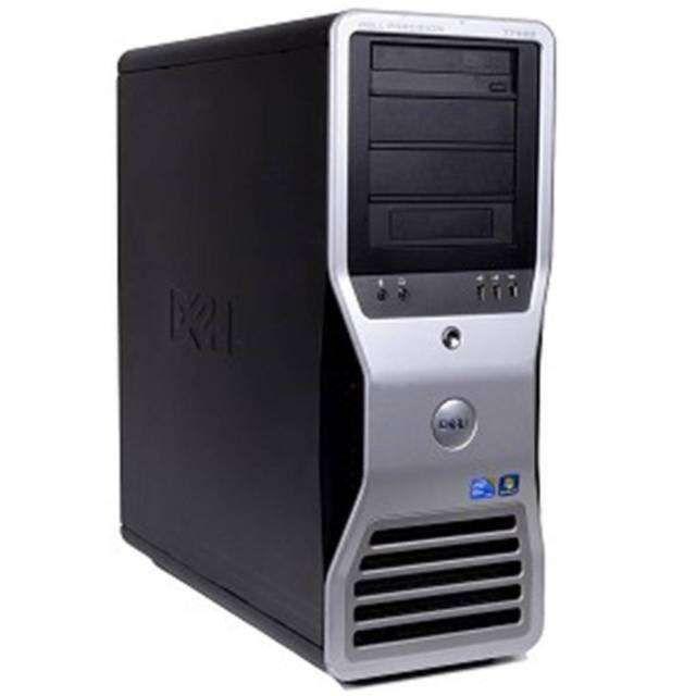Vând PC Dell Precision WorkStation T7500