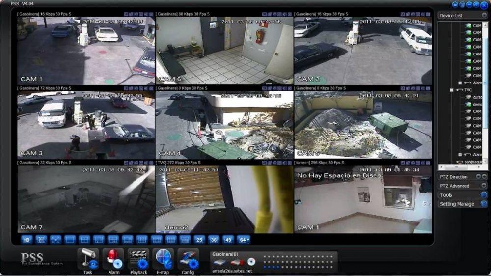 Camere supraveghere și alarme
