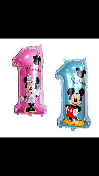Cifra 1 Mickey/Minnie
