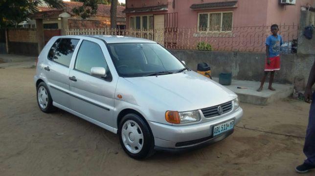 Vendo VW Polo baixou