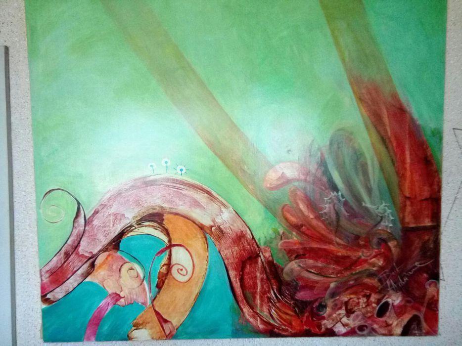 Picturi - Tablouri in ulei si acrilic