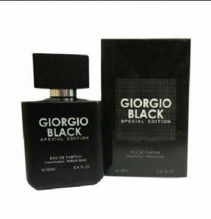 Perfume Giorgio black