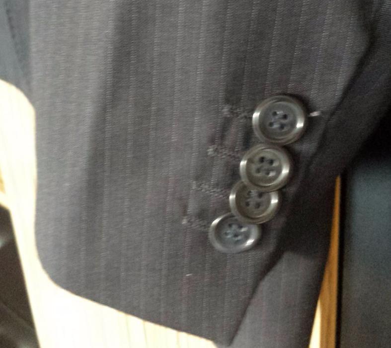 Мъжки костюм Теодор 52R