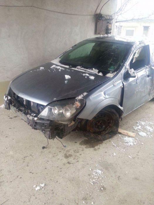 Opel Astra H, на части