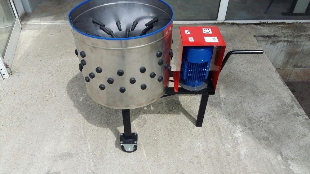 Машина за автоматично оскубване на ,кокошки,пътпъдъци и др