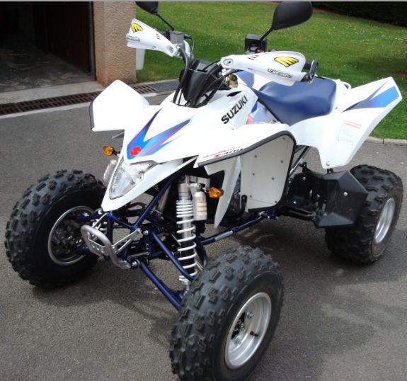 Moto Suzuki de 4 roda 0km