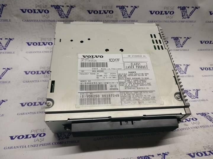 Unitate audio VOLVO C30 S40 V50 C70