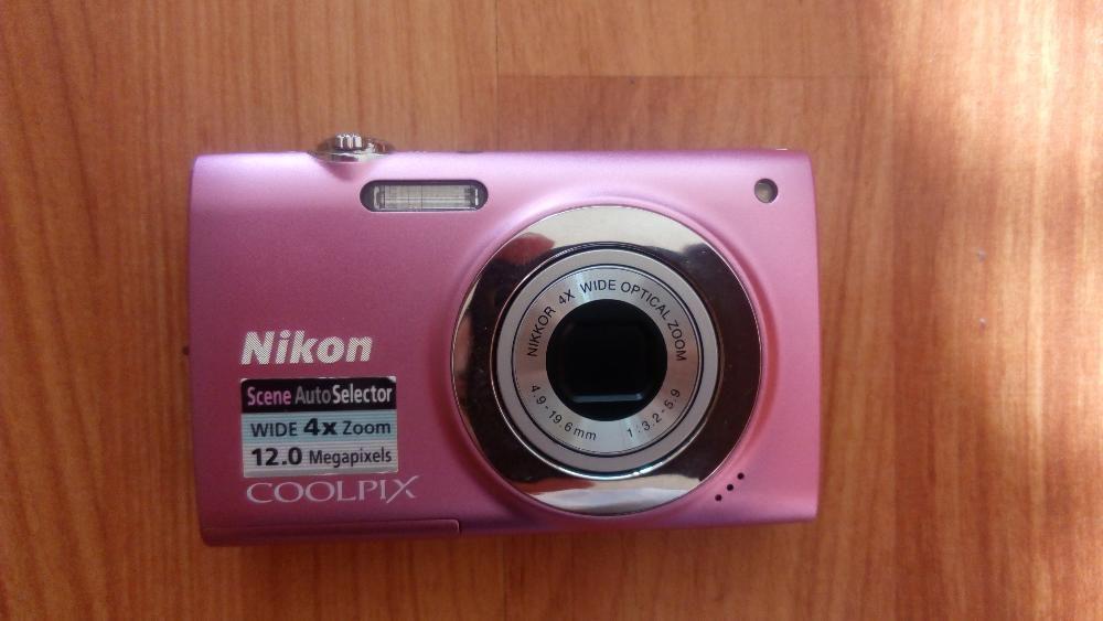 Фотоапарат Nikon Coolpix S2500/за части