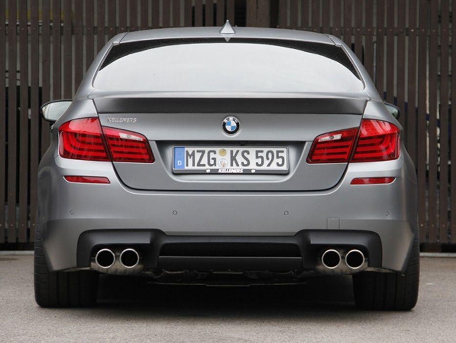 Ornamente tobe Tips evacuare M5 duble BMW E60 E61 F10 F11 F12 F13 M5