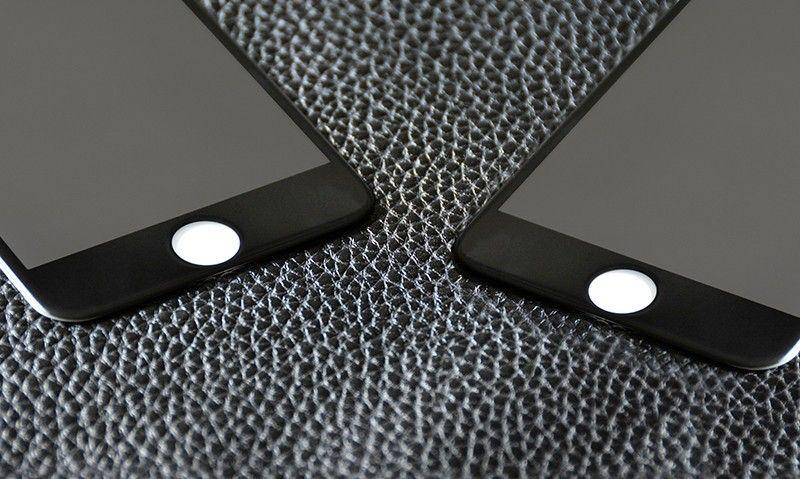 Folie 6D PRIVACY Apple iPhone 8, Elegance Luxury duritate 10H
