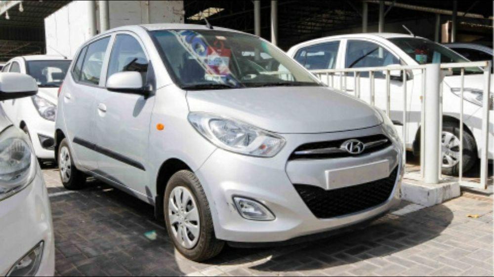 Hyundai i 10 1.2 novo