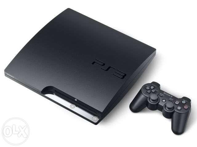 Consola PS3 Slim 120GB modata