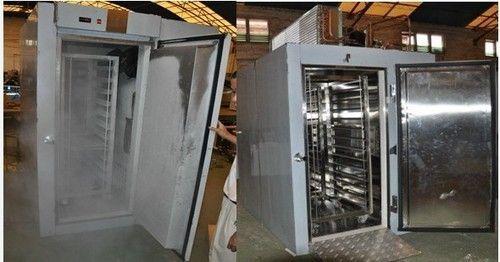 Tunel frigorific de congelare rapida 15mc catina, afine, ciuperci, etc