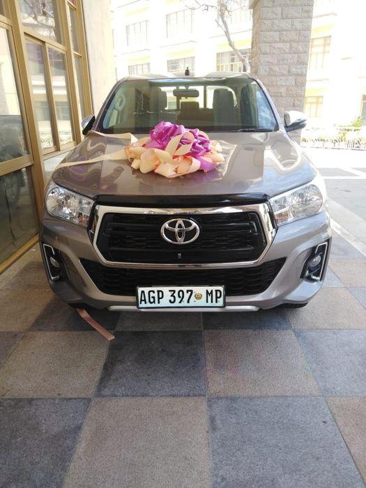 Toyota Revo muitíssimo novo Super legal