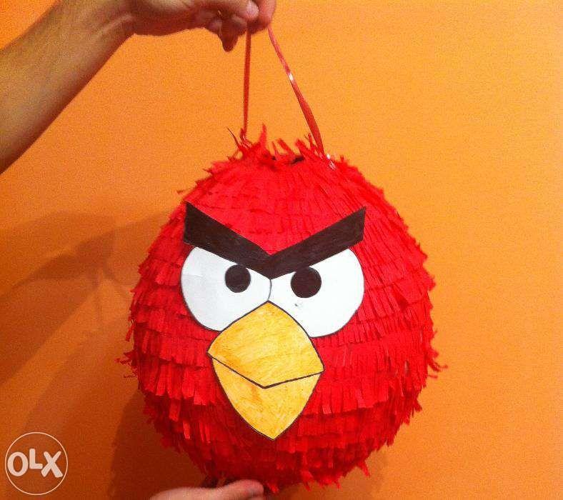 Piniata Angry birds