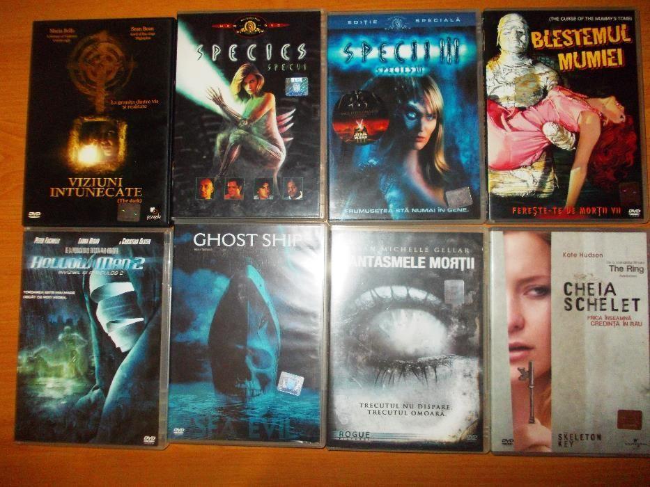 Filme Deep evil /House of dead II /The hils have eyes 2/Population 436