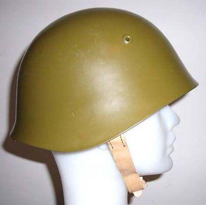 Чисто нова комунистическа армейска БНА метална бойна каска М72 - 15 лв