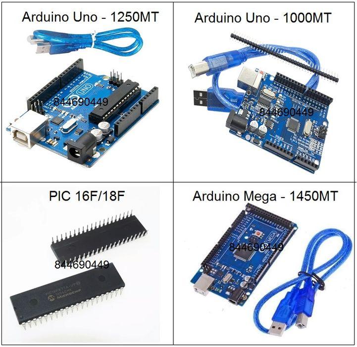 Arduino e PIC