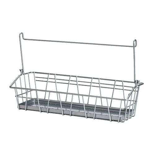 Cos metalic Ikea cu carlige