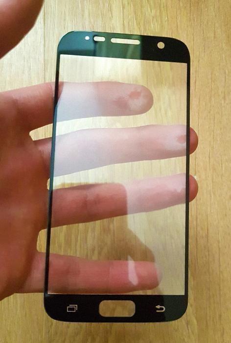 Folie sticla FULL SCREEN Samsung Galaxy S7 model deosebit - securizata