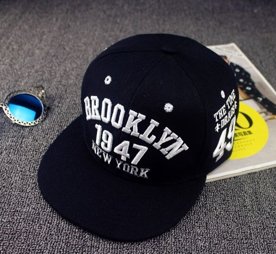 Promoção Vendo bonés BROOKLIN Rapper, Hip-hop