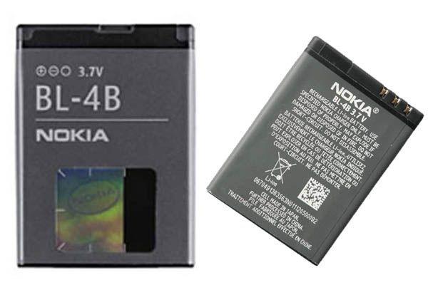 NOKIA BL-4B Baterie Acumulator Original Swap
