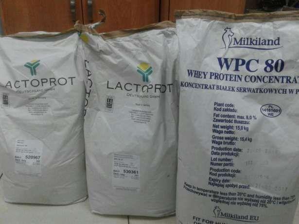 Сывороточный протеин Lactoprot 80 и др