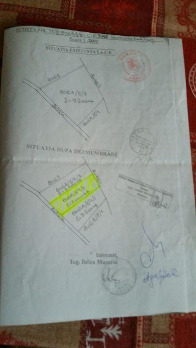 Teren Zona Cheia (Sacele) la DN1A