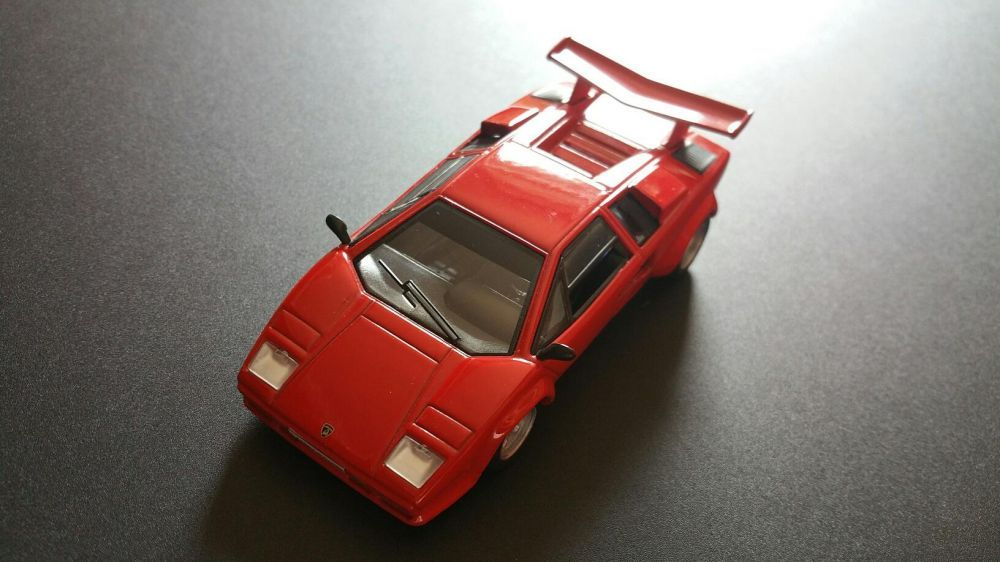 Macheta Lamborghini Countach