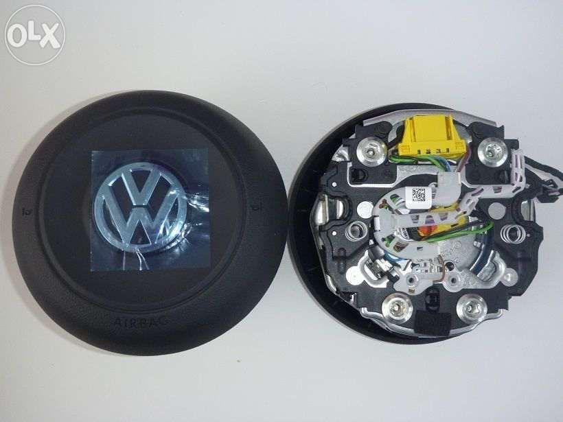 Airbag VW GOLF VII 7 R-Line GTI GTD pe STOC Original