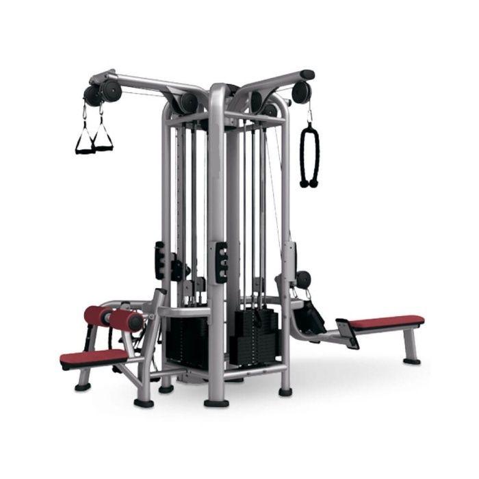 Фитнес уред Active Gym Multi Jungle 4 Station - НОВ