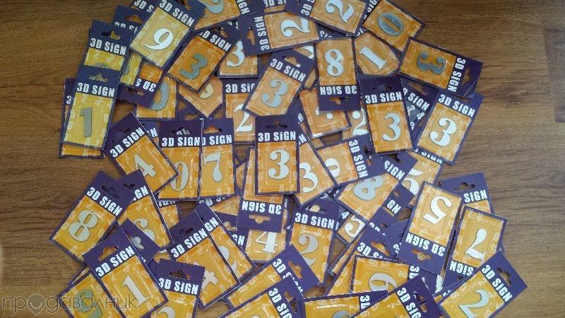 цифри номера за врати улични номера табели