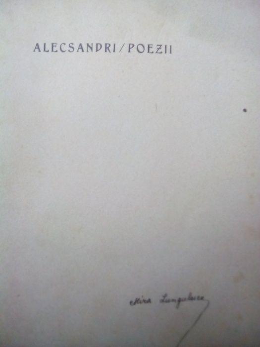 V.Alecsandri-Poezii
