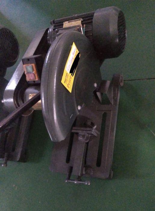 Rebarbadeira de mesa para corte de ferro/ aço e outros materiais duros Cidade de Matola - imagem 2