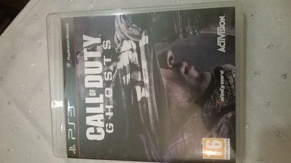 joc Call of Duty Ghosts PS3
