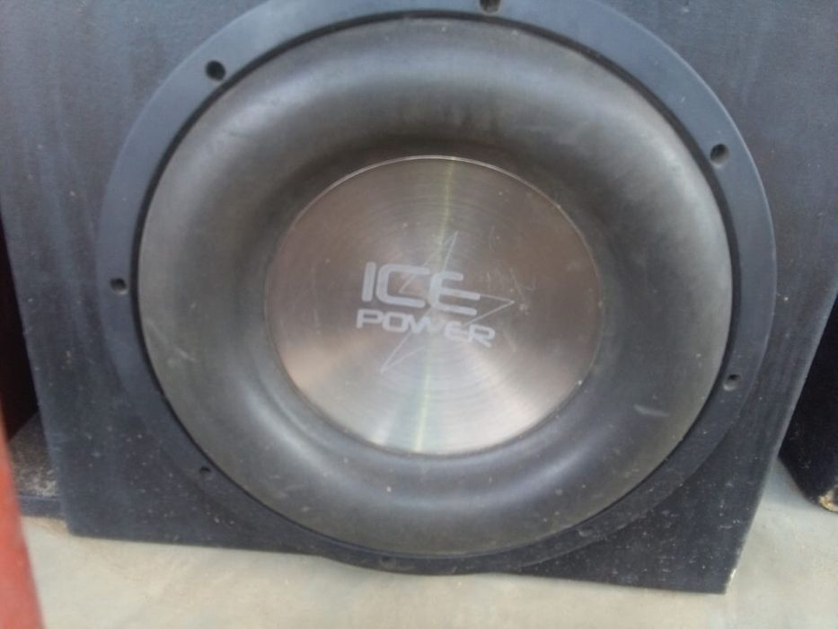 Subwoofer ice power
