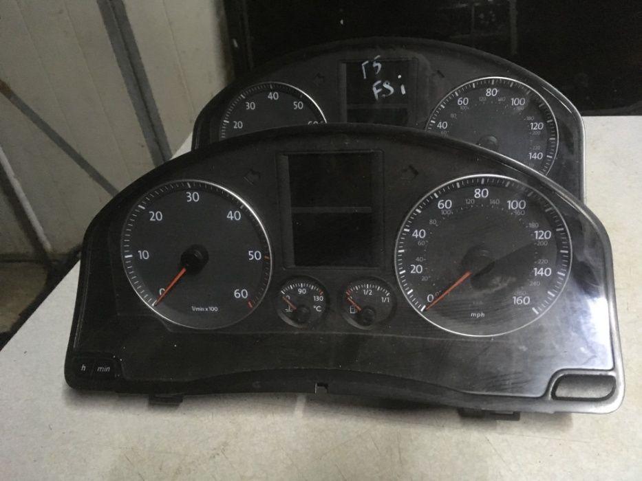 Километраж голф 5 бензин дизел