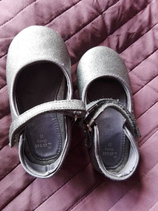 Бебешки обувчици Zara baby