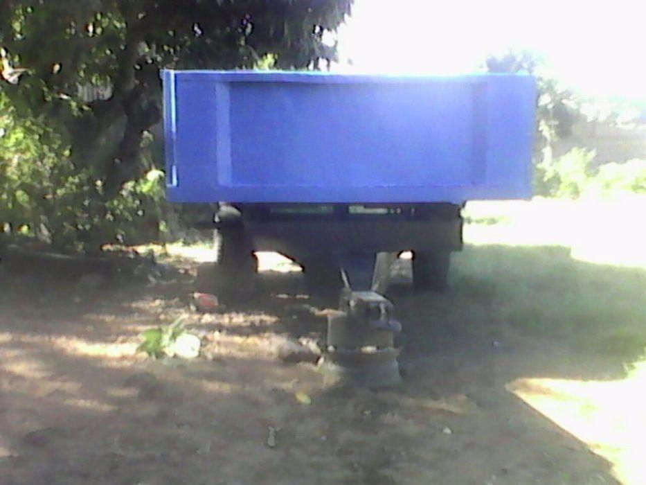 Vendo trela de tractor