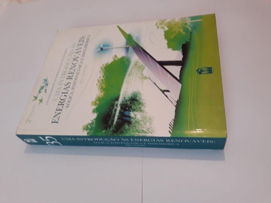 Uma Introdução às Energias Renováveis Eólica de Rui CASTRO
